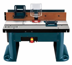 benchtop router table reviews
