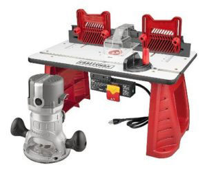 Craftsman_Wood_Router_and_Router_Table_Combo