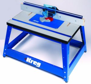kreg router table review