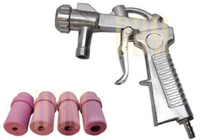 siphon feed kit pistolet sableuse