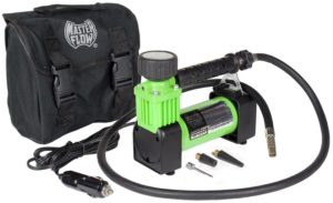 12 Volt Air Compressor, Portable Air Pump, 12v Tire Inflator, Air Compressor by MasterFlow