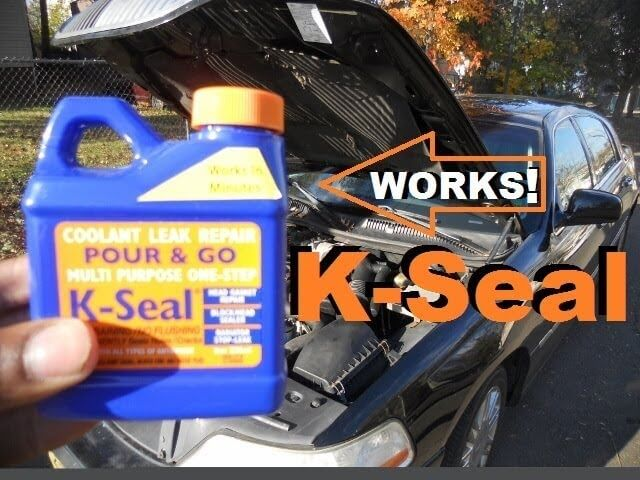 k seal coolant leak repair review