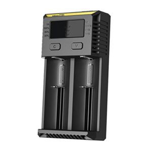 Nitecore_18650_Battery_Charger