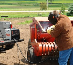 how to use a mig welder