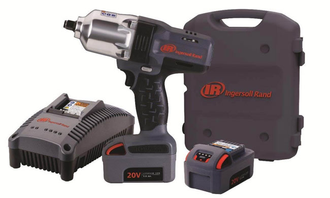 Ingersoll Rand W7150-K2 1/2-Inch High-Torque Impactool Review