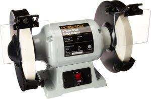 PowerTec Slow Speed 8-Inch Grinder